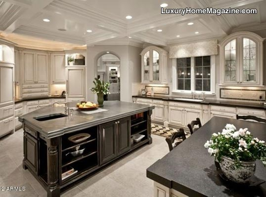 Luxury Mansion Kitchens: 107 Best My Dream House Images On Pinterest