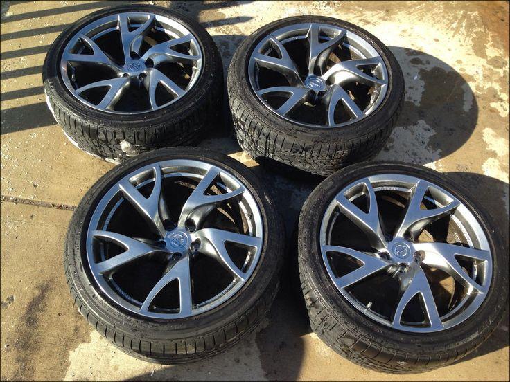 Nissan 370z Wheels for Sale