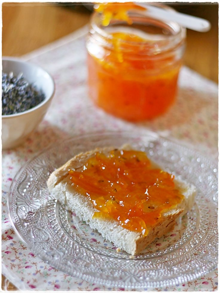 Marmellata di kumquat e lavanda – Kumquat and lavender marmelade