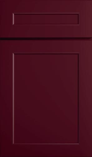 diamond at loweu0027s intrigue cabinets winery red paint hgtv home by sherwin