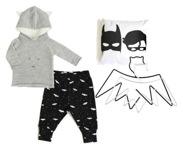 bat boy by annemullewitt on Polyvore