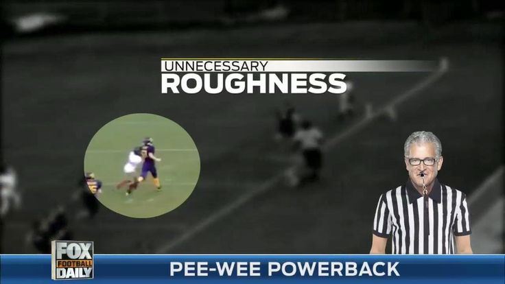 Ndamukong Suh's hit replicated by Pee-Wee Football player - YouTube
