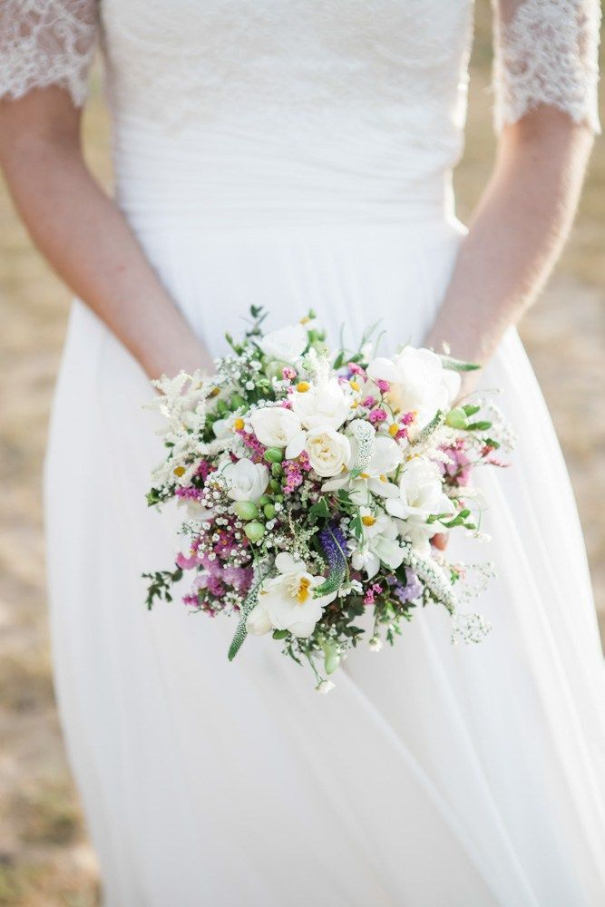 The 10 most beautiful bridal bouquet ideas for the wedding