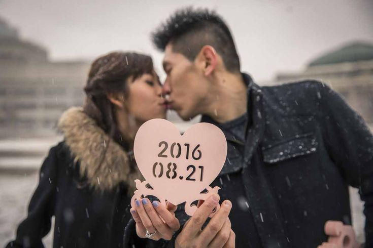 Save the date photo ideas!  Winter engagement photography in University of Toronto #torontoweddingphotographer #save #the #date #winter #engagement ~ http://www.focusphotography.ca/portfolio_page/toronto-ripleys-aquarium-engagement-session-ivy-and-june/