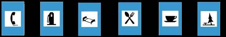 σηματα κοκ - Όλα τα σήματα του ΚΟΚ - πληροφοριακές πινακίδες 10