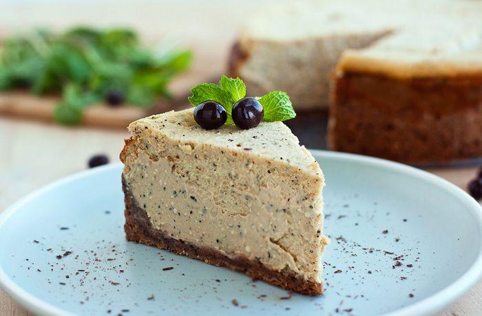 Irish Coffee Cheesecake | Recipe
