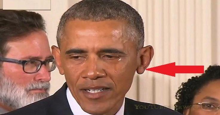 Durante un discurso que daba el presidente de Estados Unidos, Barack Obama, el pasado martes 5 de enero del 2016 en Washington DC. dentro de la Casa Blanca, el mandatario al estarse dirigiendo a sus compatriotas y decirles que no hay 'excusas' para controlar las armas de fuego en su país para evitar los tiroteos masivos que agobian continuamente a Estados Unidos, Obama visiblemente emocionado estallo en lagrimas cuando cuando recordó a los 20 niños que fueron asesinados en el tiroteo de la…