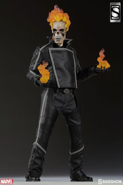 BLOG DOS BRINQUEDOS: Ghost Rider Marvel