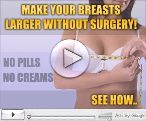 Do you want good shape breast size neturally??
