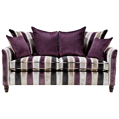 Purple couch. Would love to have this pattern!