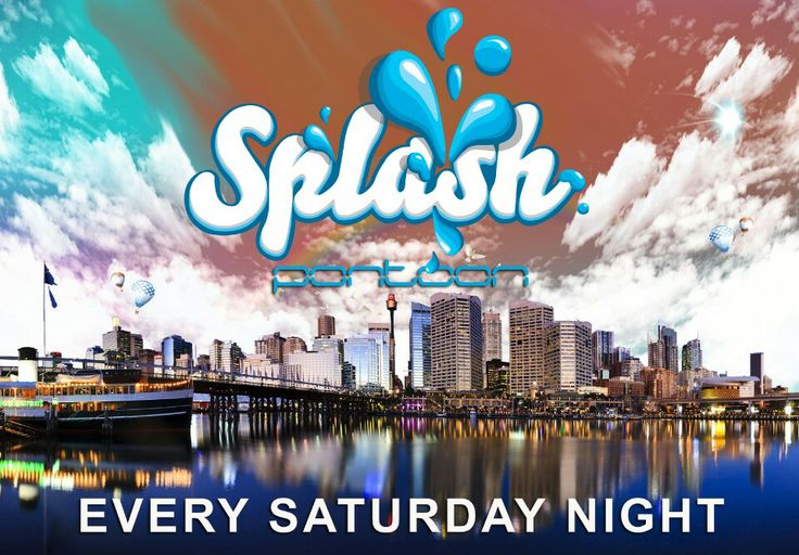 Splash at Pontoon