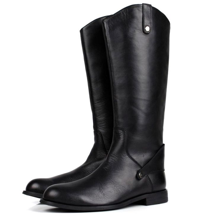 145.00$  Buy here - http://ali7it.worldwells.pw/go.php?t=32324978047 - 2017 New Autumn/Winter Men's Genuine Soft Leather Fashion Zip Boots High-Leg Cowhide Casual Pointed Toe Martin Boots