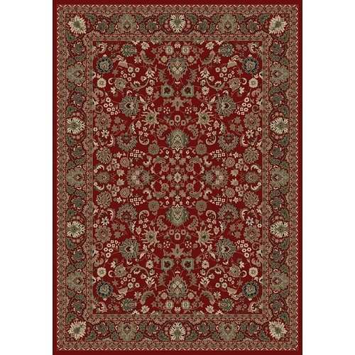 Beacon Hill Mahal Red Oriental Rug from Wayfair