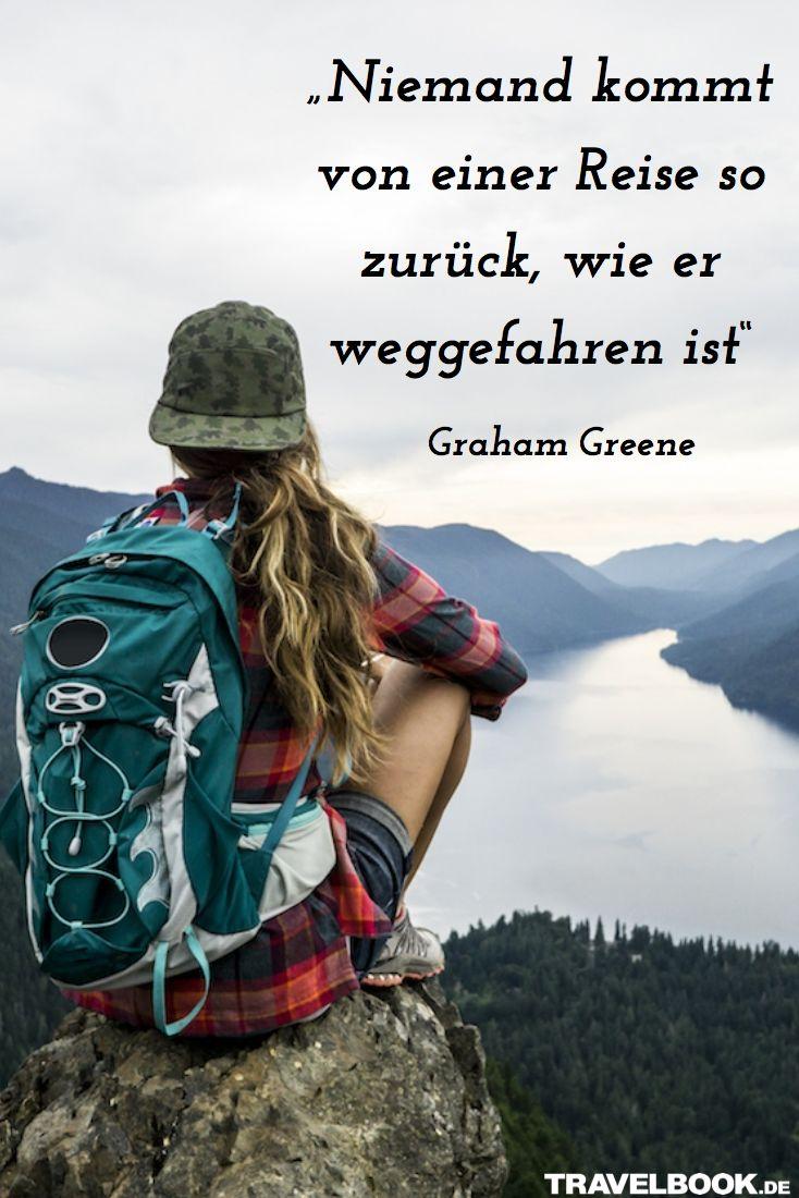 Stimmt total! http://www.travelbook.de/service/travel-sprueche-beruehmte-saetze-und-zitate-zum-reisen-599500.html
