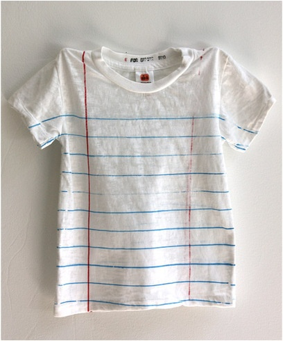 Tee-shirt by Artware Editions