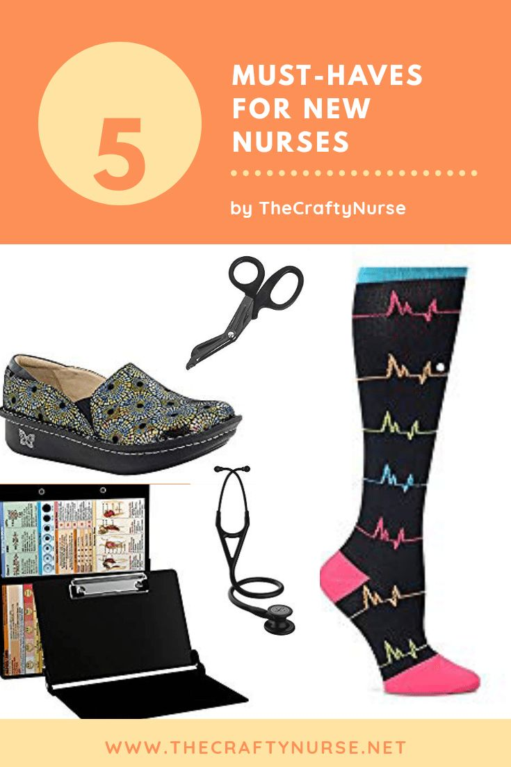 Best nursing gear musthaves for student nurses and new