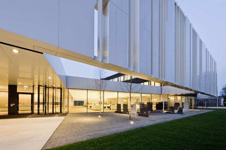 Галерея B & F Центральные учреждения Wien / Delugan Meissl - 5