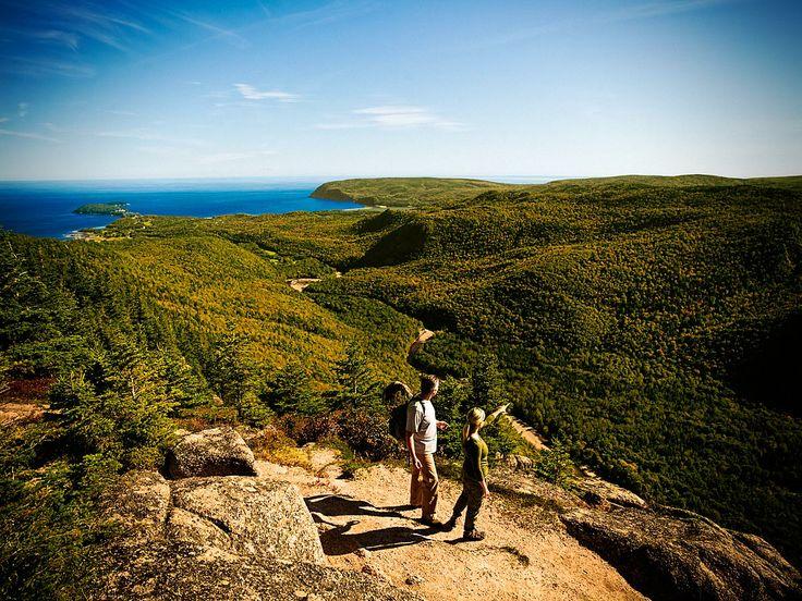 Hiking Trails & Parks in Cape Breton