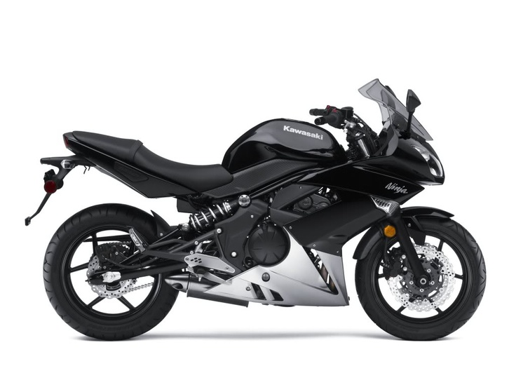 2010 Kawasaki Ninja 650R.  Sweet and a Fast Ride