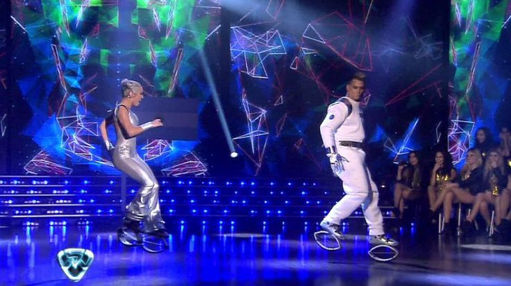 "Universal Jumps en Showmatch. ""El Tirri"""