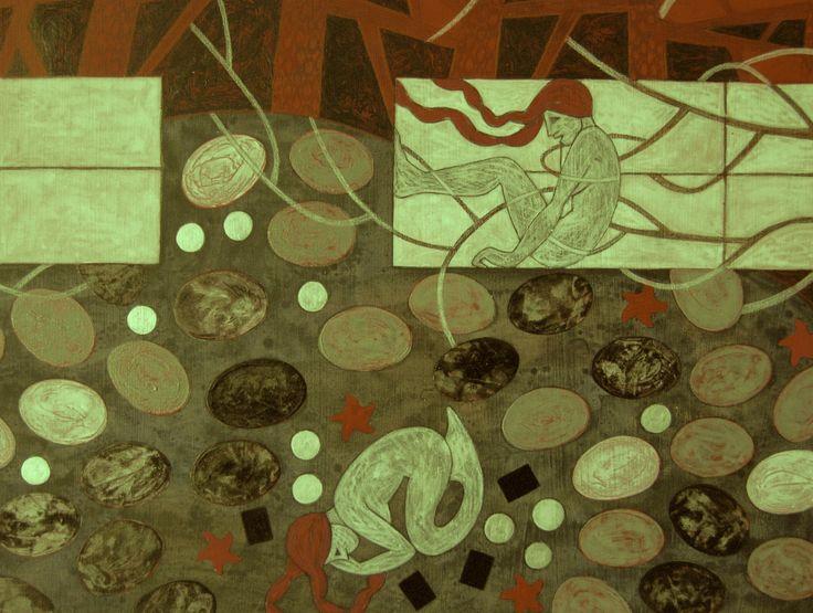 Marianna Bussola - Dove una volta c'era stato il mare (detail)