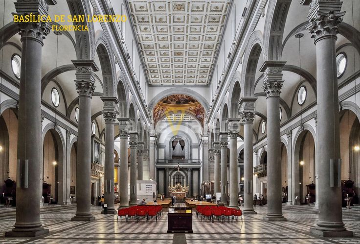 Basílica de San Lorenzo #Florencia #Firenze #Italia