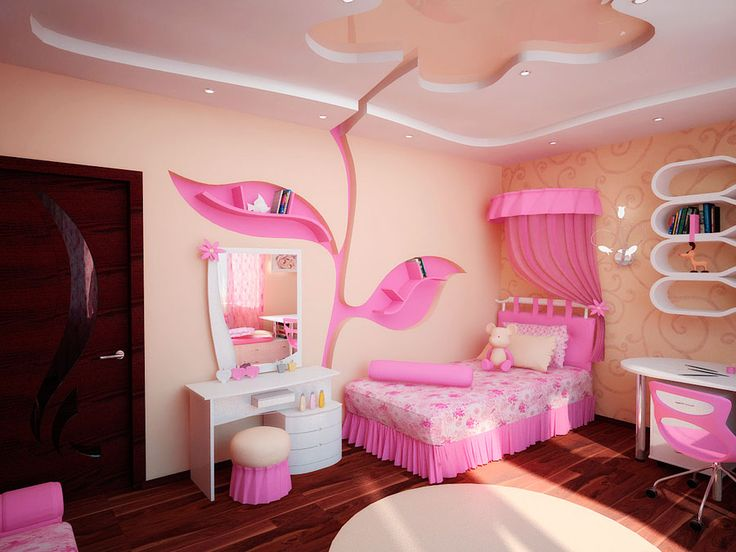 Traumhafte Rosa Kinderzimmer #deko #dekoration #dekorationsidee #home Decor  #decor #