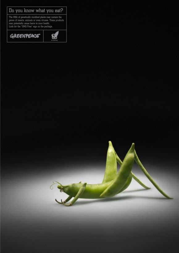 greenpeace - do you know what you eat?