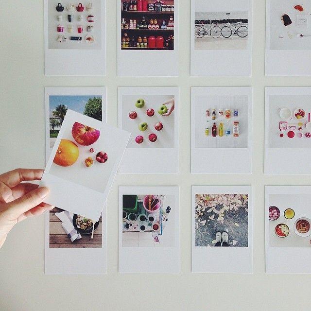 Polaroid fotoğraflar mini tasarımı ile daha sevimli daha retro! Kendine özel boyutlarda 48 tane Mini Polaroid fotoğraf. 5.5x8.5 cm Mini Polaroid® ölçülerinde 48 tane fotoğraf https://www.sosyopix.com/mini-pola-kartlar