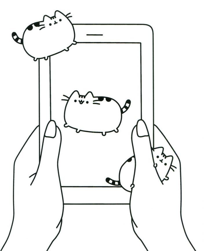 Brilliant Photo Of Nyan Cat Coloring Pages Entitlementtrap Com In 2020 Cat Coloring Page Pusheen Coloring Pages Cute Coloring Pages
