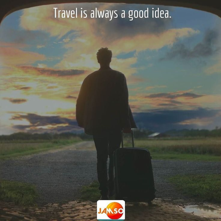 Pack your bags and go.... Where would you visit if you could go anywhere today? Travel is always a good idea.
