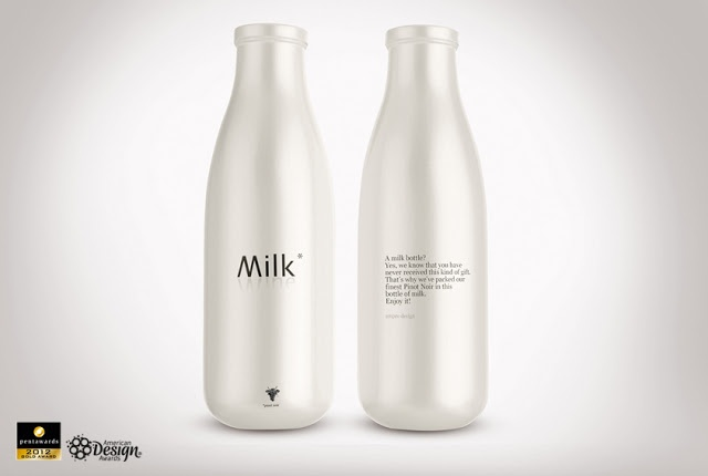 Packaging of the World: Creative Package Design Archive and Gallery: Undercover Wine