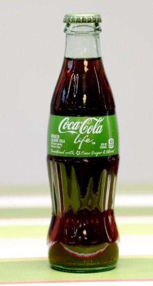 Coca-Cola accused of 'greenwashing' with launch of sugar-reduced Coke Life. See SMH article.