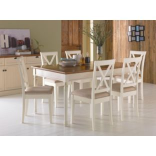Buy Addington Dining Table And 6 Chairs At Argoscouk