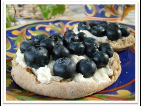 How to make Mock Blueberry Cream