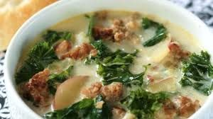Image result for zuppa toscana