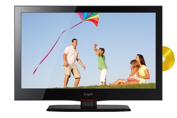 "32"" LED TV & DVD Player Combo"