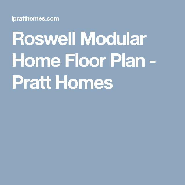 17 Best Ideas About Modular Home Floor Plans On Pinterest