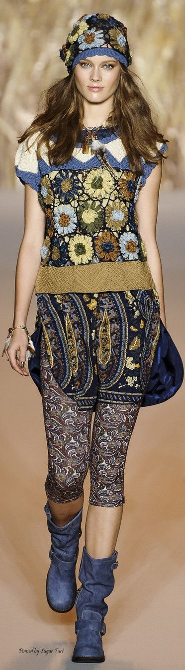 Anna Sui, Spring/Summer 2011, Ready to Wear