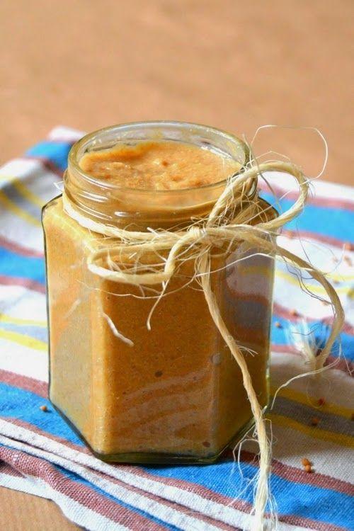 S vášní pro jídlo: Domácí medová hořčice