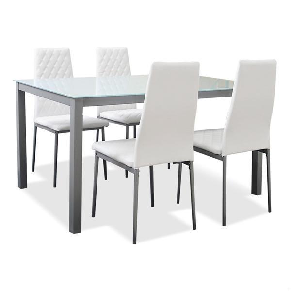 M s de 1000 ideas sobre sillas de comedor tapizadas en for Sillas bonitas y baratas