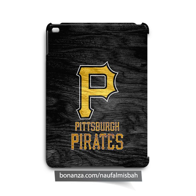 Pittsburgh Pirates Custom iPad Air Mini 2 3 4 Case Cover - Cases, Covers & Skins