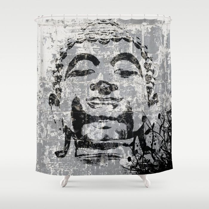 Peace Comes From Within Shower Curtain