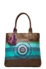 Bags Desigual Shopping Rayas!