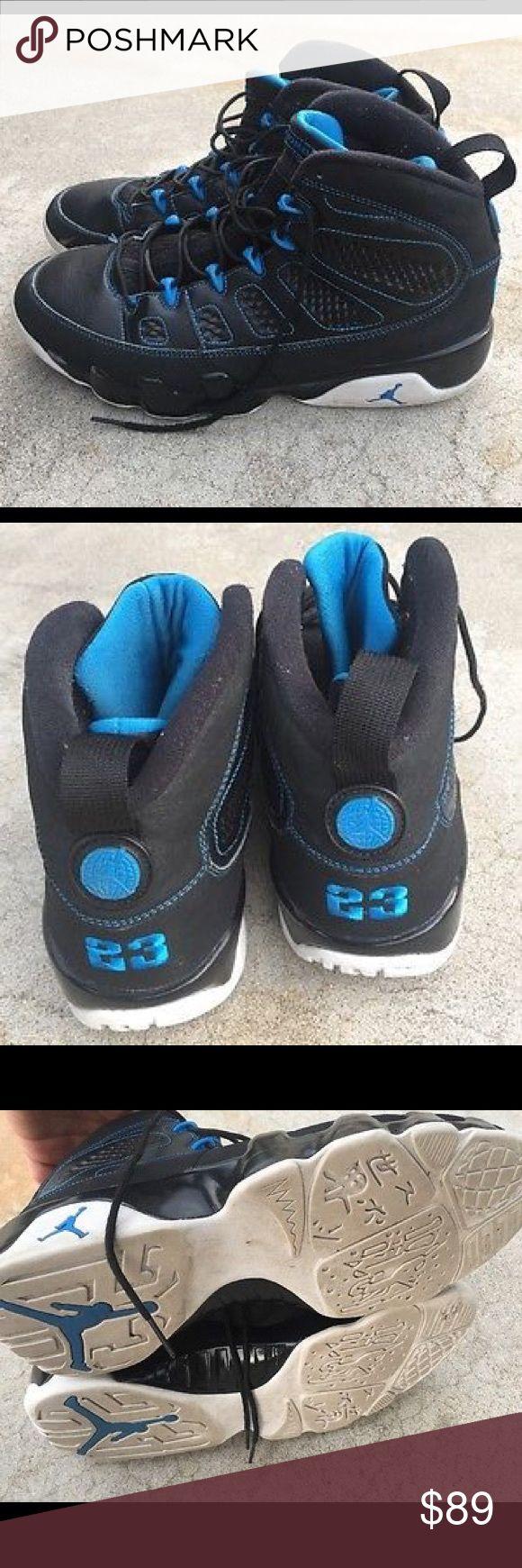 💥 AIR JORDAN RETRO 9 XI BASKETBALL MENS SNEAKERS AIR JORDAN RETRO 9  MENS SNEAKER SHOES. SIZE: 12 Preowned. No box. Sold as is Jordan Shoes Sneakers