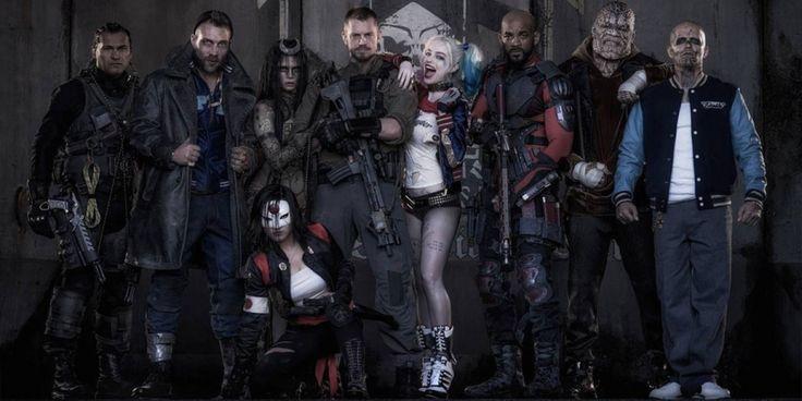 Recenze: Suicide Squad