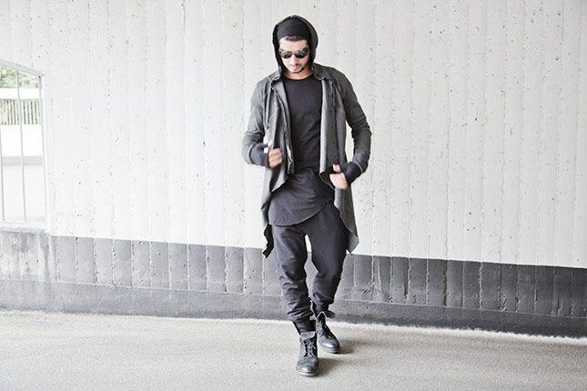Thom Krom | Model: Michael | photography by Cris Dahm | AW 2014
