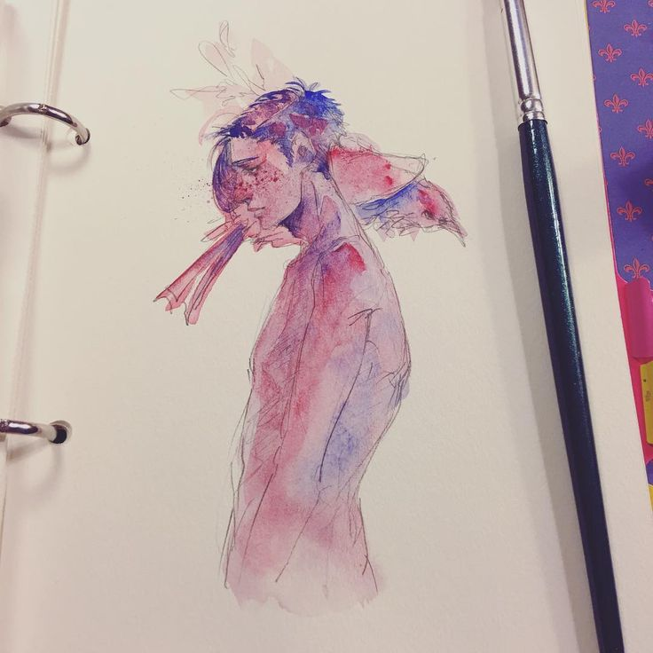 5min doodle _:(´□`」 ∠):_