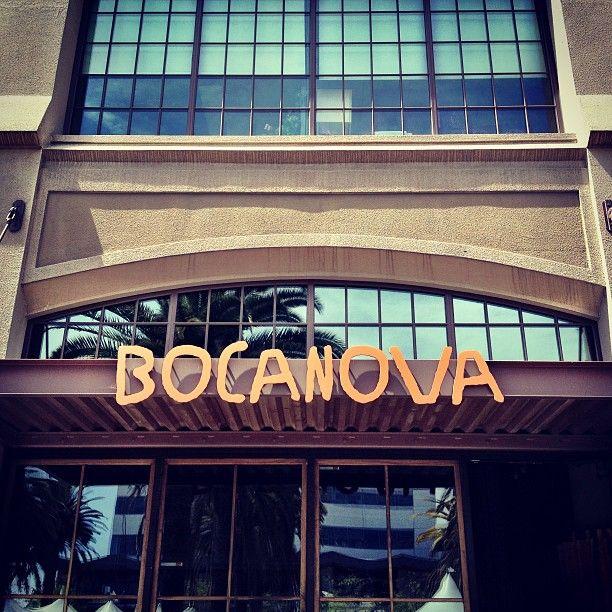 Chilean Hangover Stew: Bocanova Jack London square, Oakland