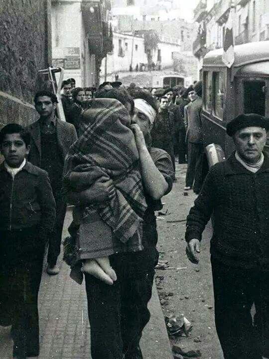 Poble sec, Barcelona. Març 1937